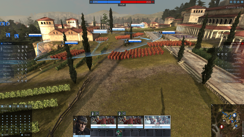 Total War Arena is looking like the perfect blend of
