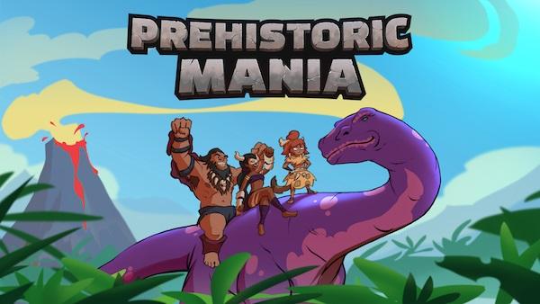 Battlerite Prehistoric Mania