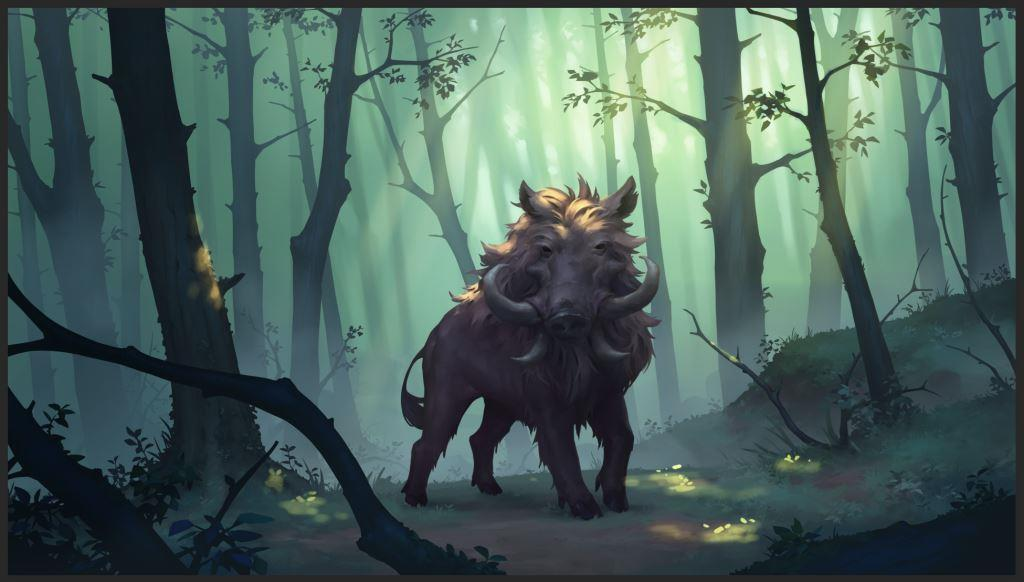 Clan of the Boar