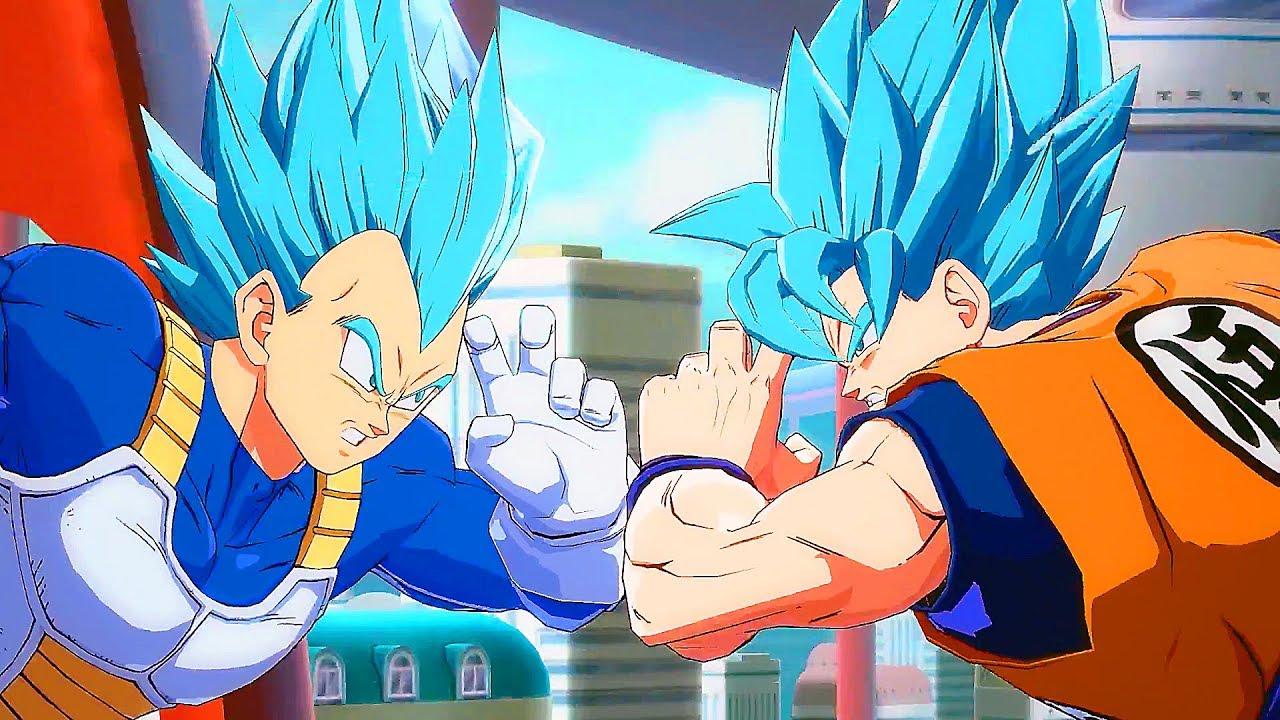 Dragon Ball Fighterz Story Trailer Gamespace Com