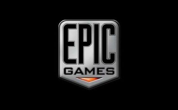 Epic Games Logo
