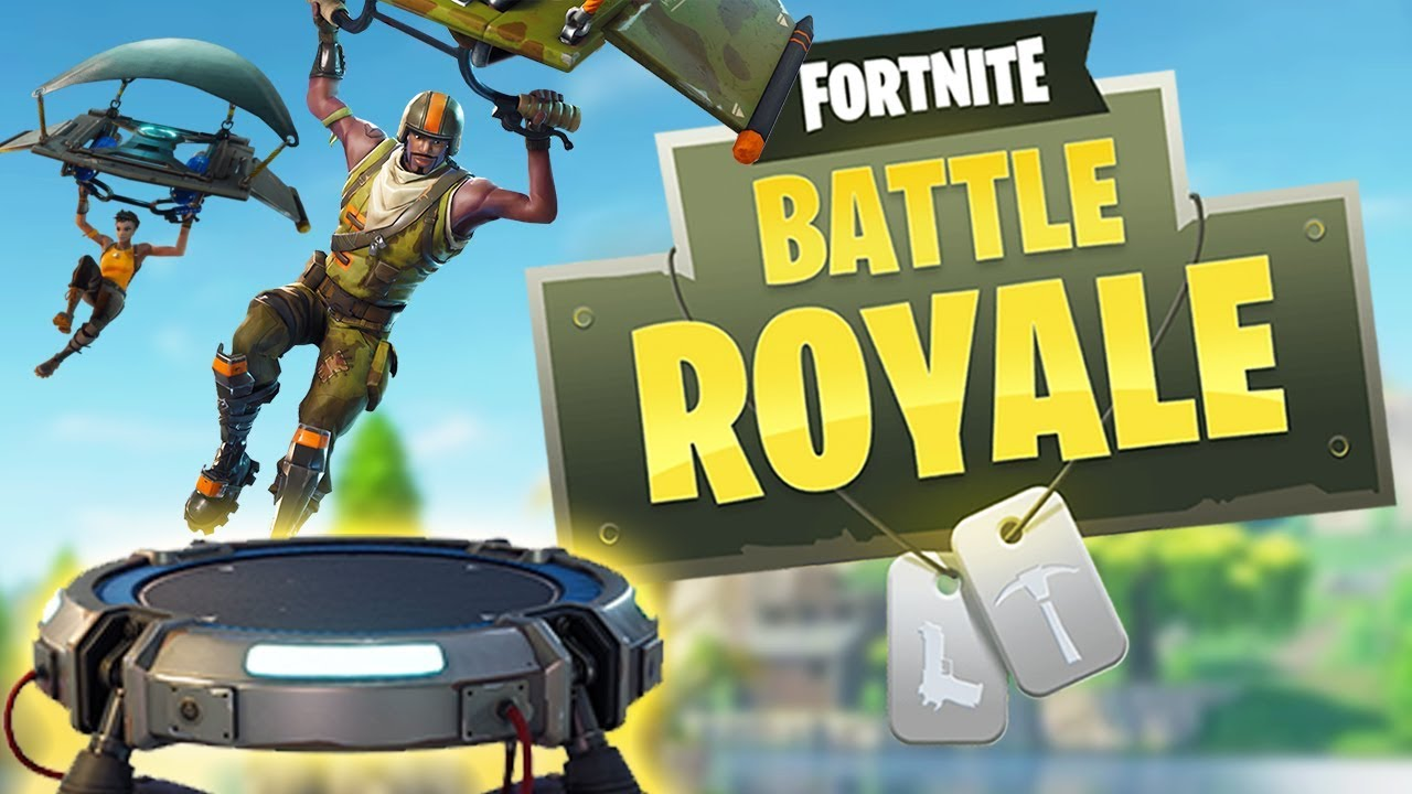 Best Racing Games 2017 Pc >> Fortnite Update 1.9 Brings Launch Pads to Battle Royale - GameSpace.com