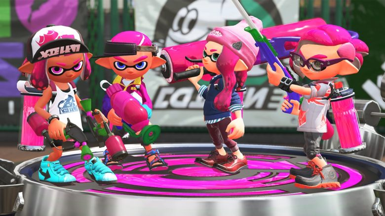 HUGE SPLATOON 2 UPDATES
