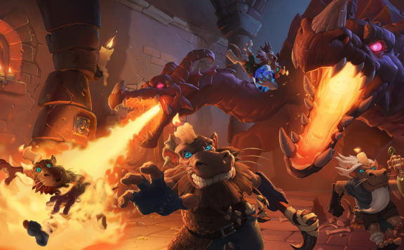 Hearthstone - Kobolds & Catacombs Release Date