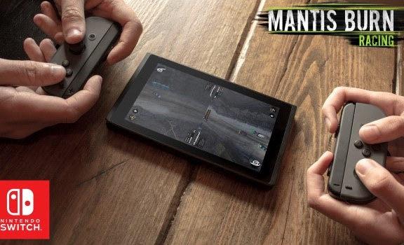 MANTIS BURN RACING review 1