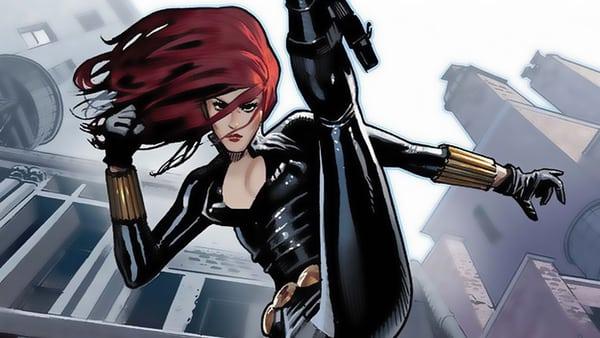 Marvel vs Capcom Infinite - Black Widow, Venom, Winter Soldier