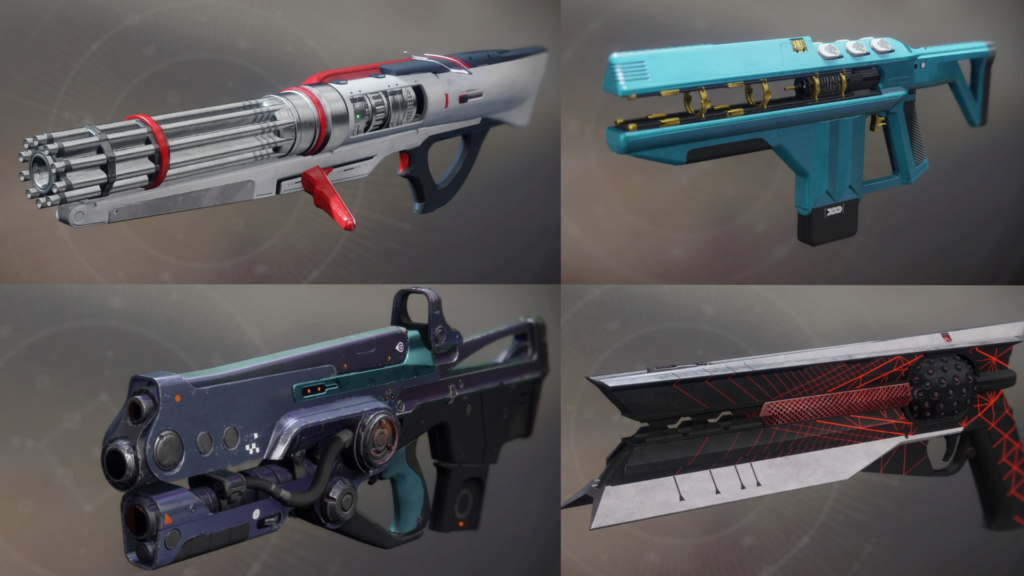 Best Weapons in Destiny 2