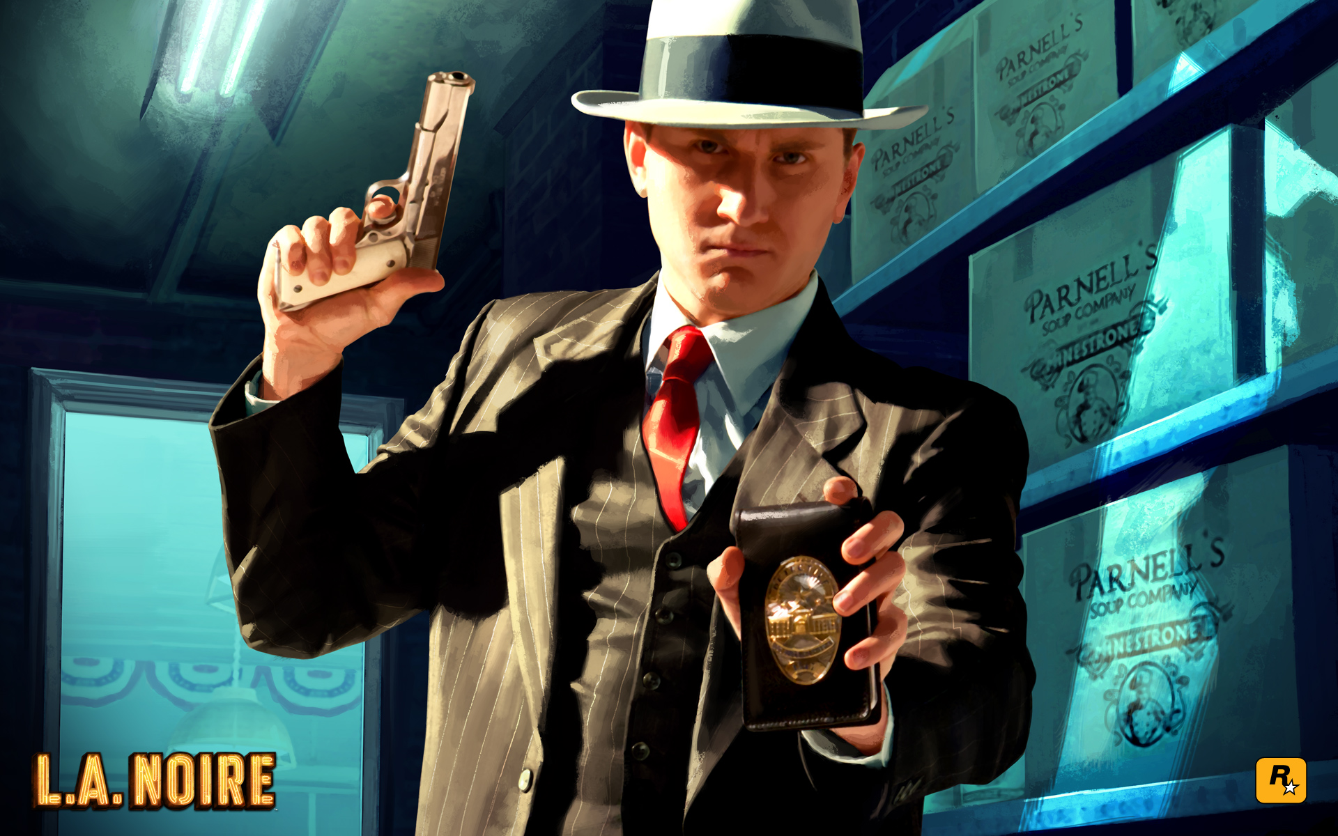 LA Noire: VR Case Files review