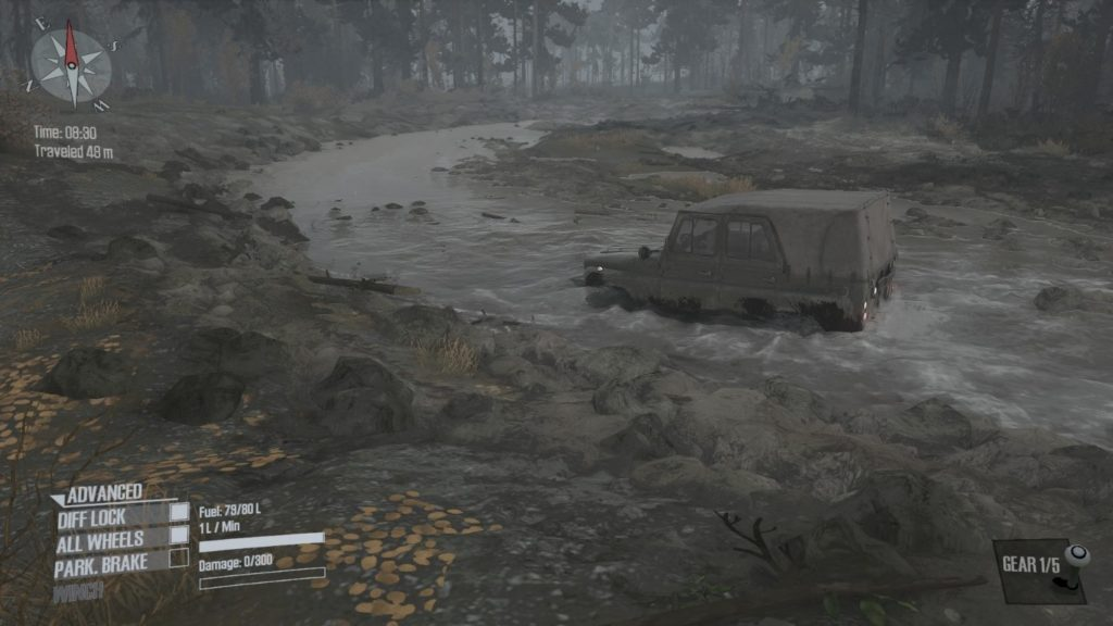 Our Spintires: MudRunner Review - GameSpace com