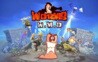 Worms WMD is out now on Nintendo Switch