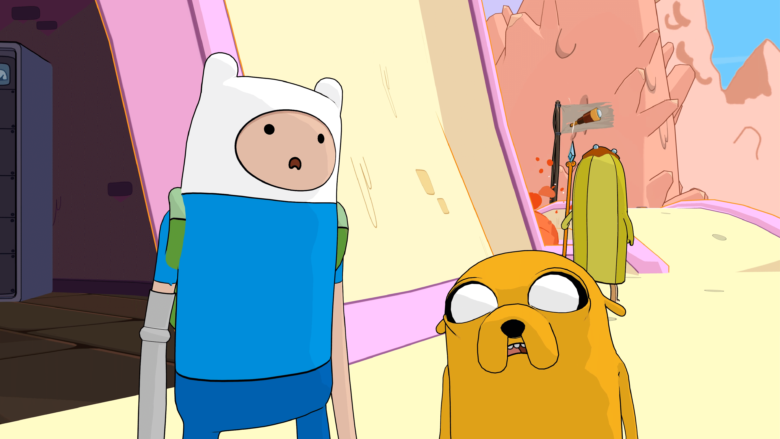 STEAM ADVENTURE TIME - PIRATES OF THE ENCHIRIDION