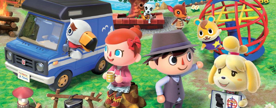 Animal Crossing Pocket Camp review BG