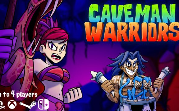 Cavemen Warriors