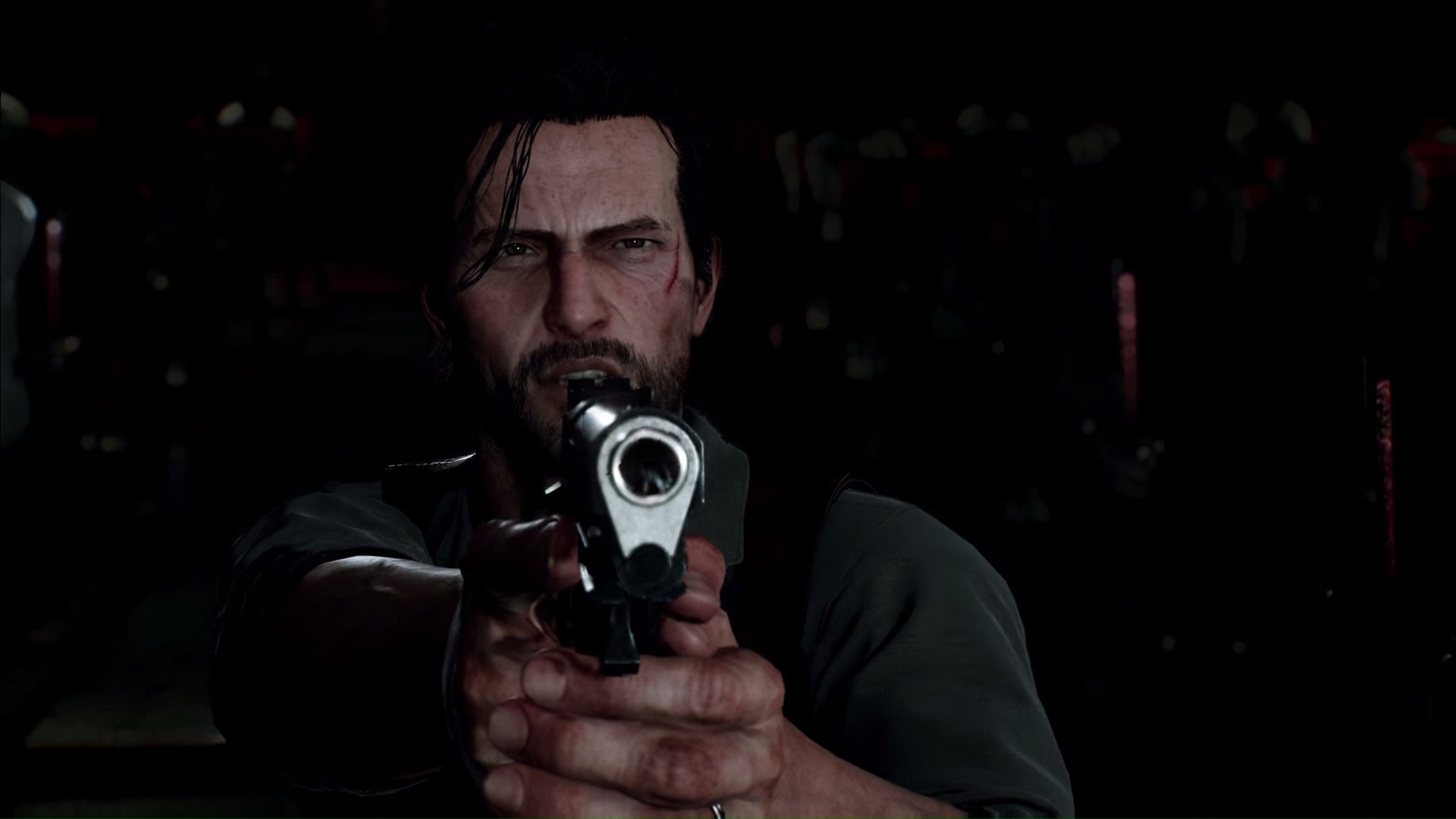 The Evil Within 2 Wallpaper 01 1920x1080: Demo Arrives For The Evil Within 2