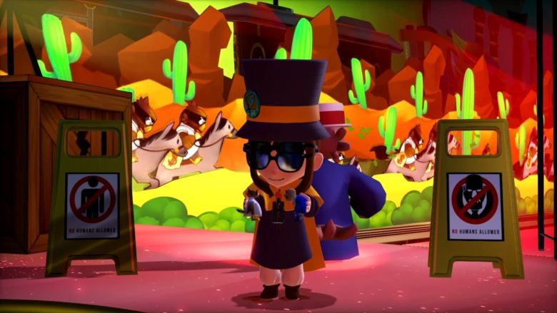 DON YOUR HAT IN TIME