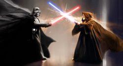 Darth Vader Obi-Wan Kenobi Sc38 Reimagined