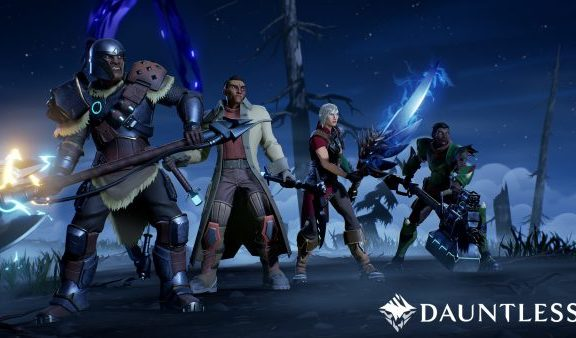 Dauntless Frostfall Event
