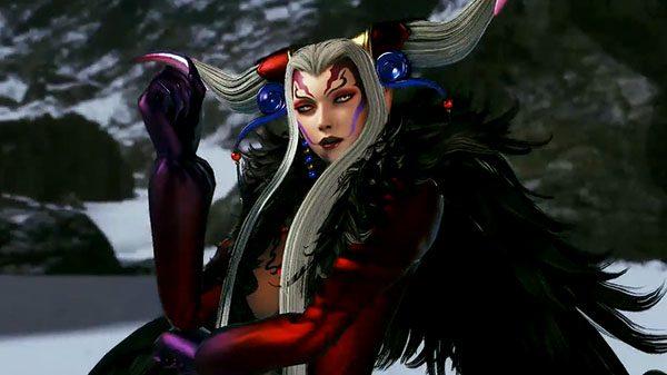 Dissidia Final Fantasy NT Ultimeccia