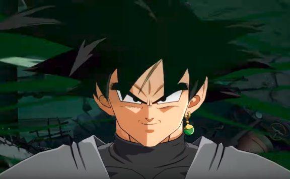 Dragon Ball FighterZ Goku Black Trailer Beerus
