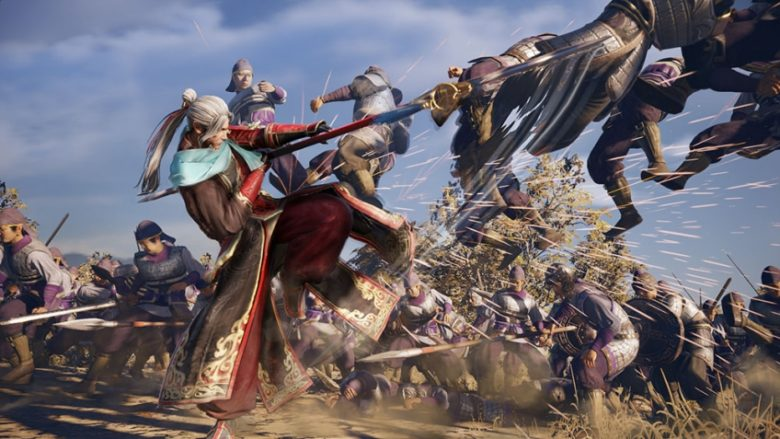 Dynasty Warriors 9 Gameplay Teasers