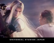 "Final Fantasy VR ""Ride"" to Open at Japan's Universal Studios"