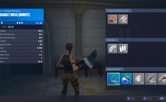 Fortnite Update 1.10