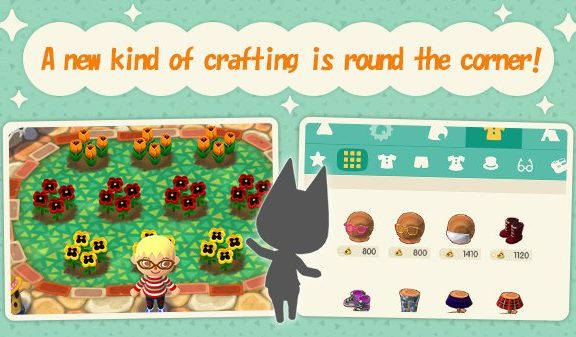 GARDENING IN ANIMAL CROSSING POCKET CAMP