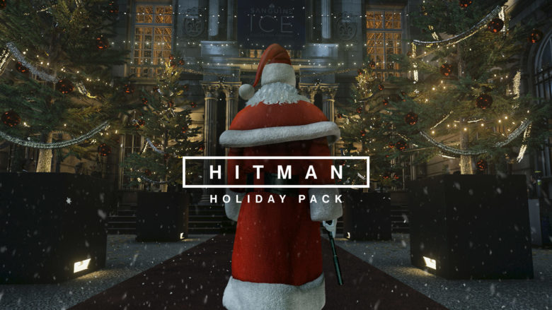 GRAB THE HOLIDAY HITMAN PACK