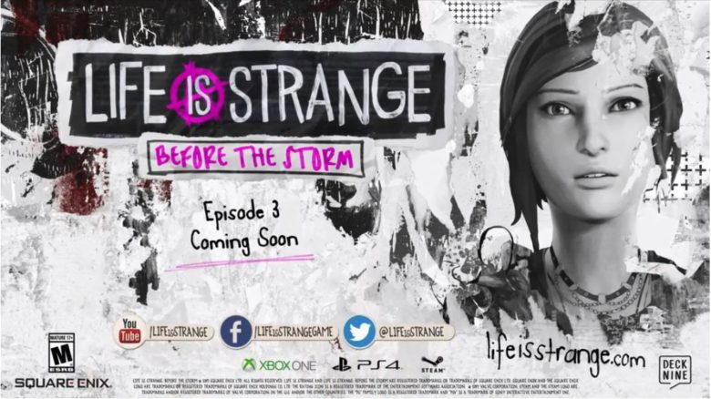 HELL IS EMPTY - LIFE IS STRANGE BEFORE THE STORM