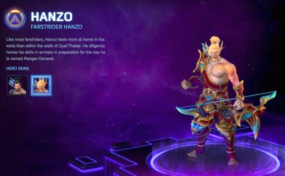 HotS Hanzo