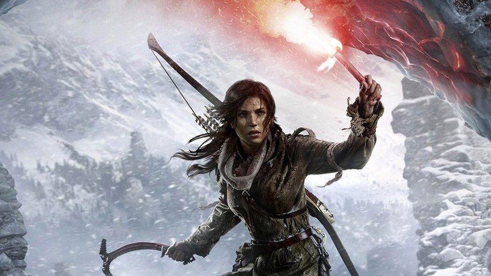 """Lara Croft's """"Defining Tomb Raider Adventure"""" Coming in ..."""