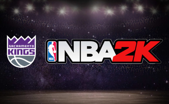 SACRAMENTO KINGS NBA 2K18