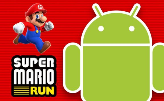 Super Mario Run Android Google Play