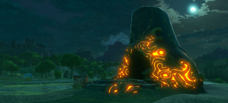 The Legend of Zelda Breath of the Wild podcast dungeons shrine