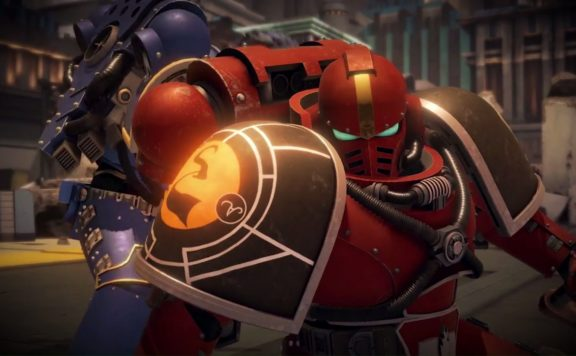 WARHAMMER 40K - THE HORUS HERESY - BETRAYAL AT CALTH