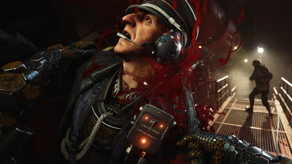 WOLFENSTEIN 2 NEW COLOSSUS