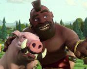 Youtube Clash of Clans Hog Rider