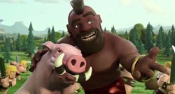 mobile Youtube Clash of Clans Hog Rider