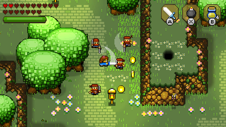 Blossom Tales: The Sleeping King review