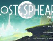Lost Sphear demo