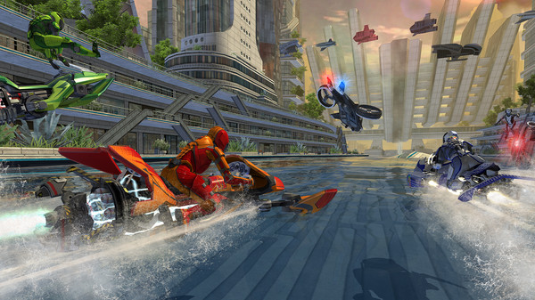 Riptide GP Renegade review switch