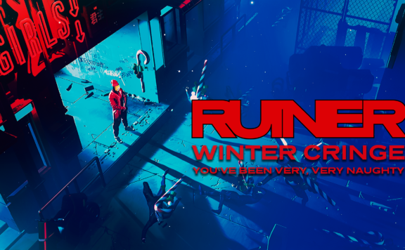 Ruiner Winter Cringe