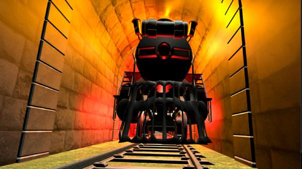 Train Runner VR