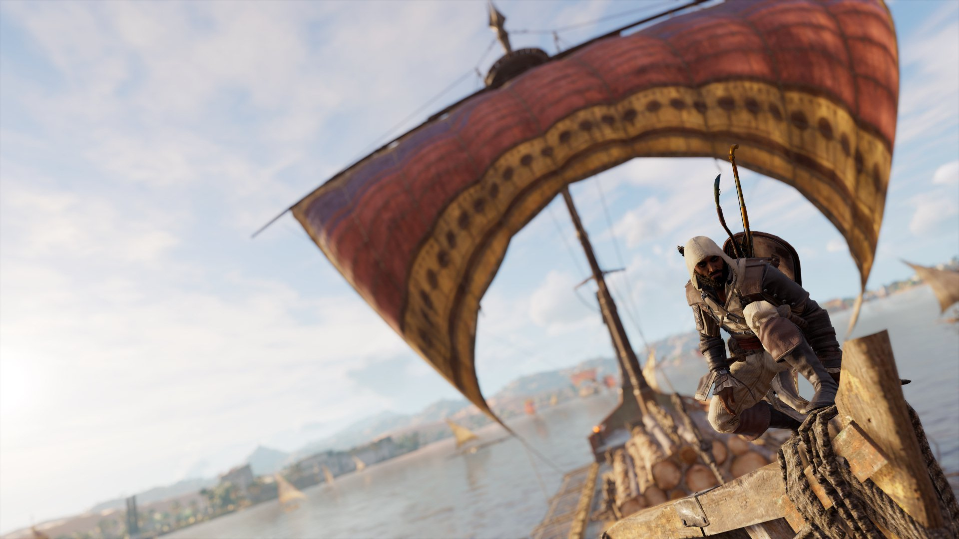 Assassin's Creed: Origins Will Be Receiving the New Game+ ...
