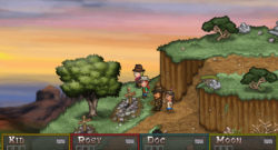 BOOT HILL HEROES REVIEW