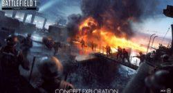 Battlefield 1 Turning Tides North Sea Update