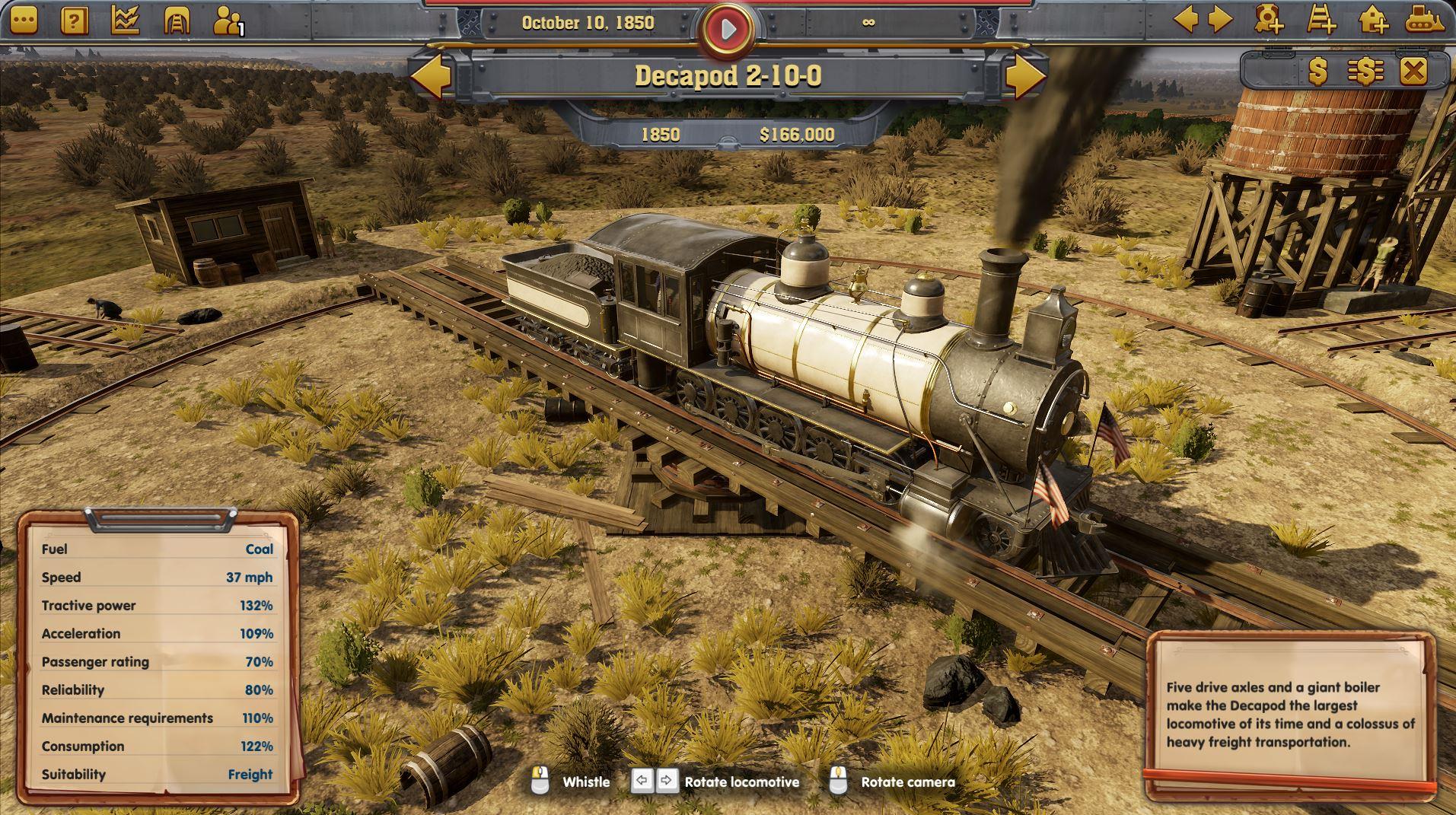 Railway Empire Review - GameSpace com