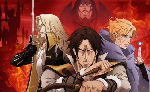 Castlevania Animated Series