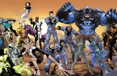New Age Of DC Comics Line-Up
