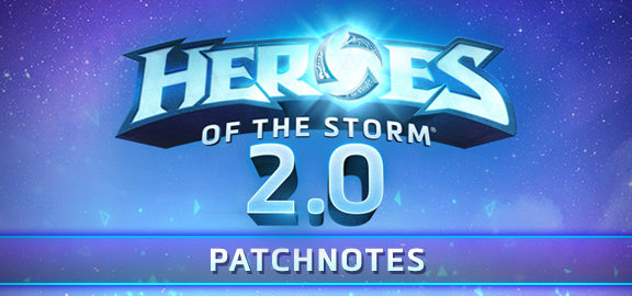 Heroes of the Storm Patch Notes